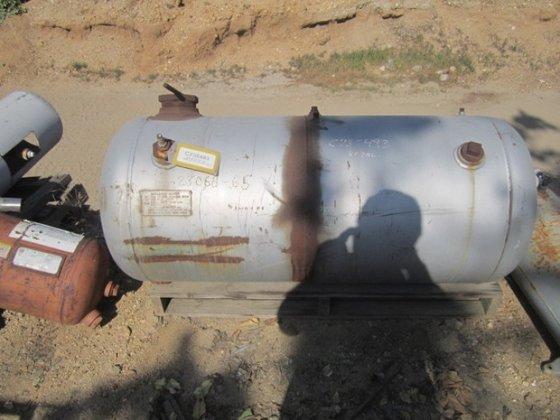 Tank, 80 Gallon, C/st, Horiz,