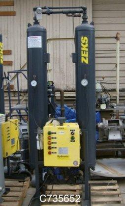 140HPS1HM Compressor, Air Dryer, Zeks,