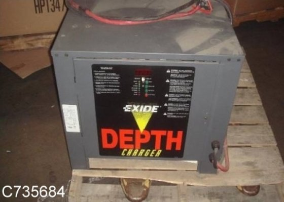 03E2-18-850 Charger, Battery, 18 Cell