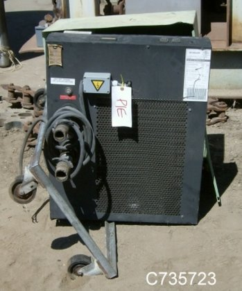 SR-150 Compressor, Air Dryer, Sullair