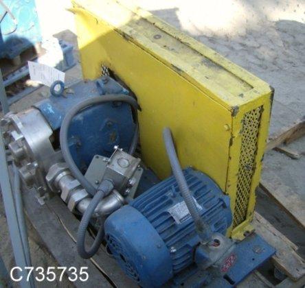 060 Pump, Positive, Waukesha, Mdl,
