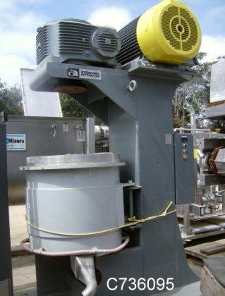 Union Process Mill, Attritor, Mdl