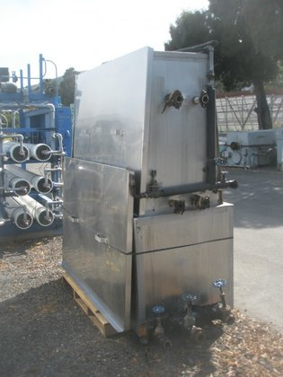 Refrig, Chiller, Plate Type, S/st,