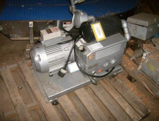 Pump, Vacuum, Busch, 3 HP,