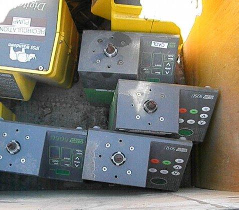 505U Pump, Peristaltic, Lab, Watson