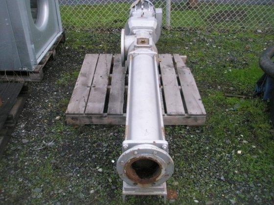Seepex Pump, Moyno, 15 HP,