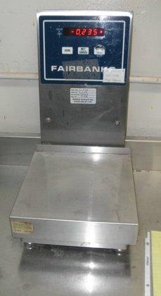 Scale, Table Top, Fairbanks, 12