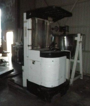 Forklift, Electric, 3000 Lb Cap,
