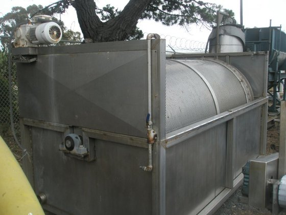South Valley Manufacturing Cooler, Rotary,