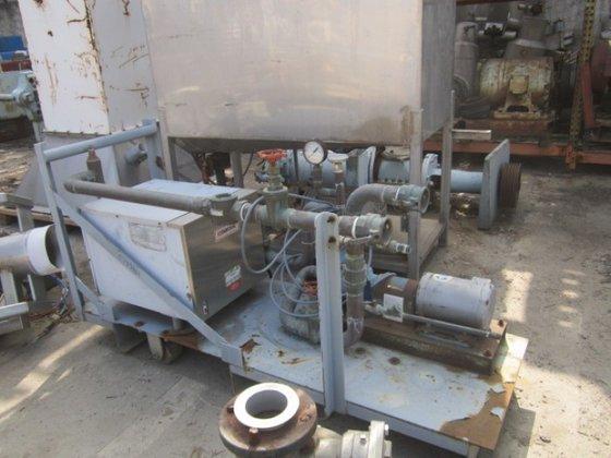LS4654-D1 Boiler, 5.5 HP, Coates,