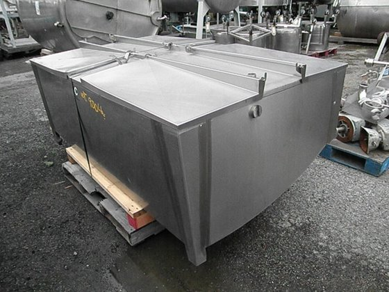 Mchale Manufacturing 852 1216 Tank,