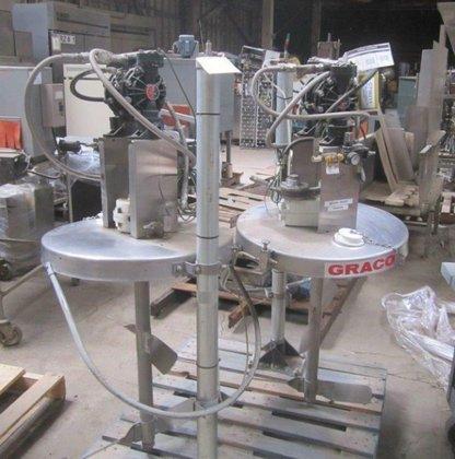 Unloader, Drum, Graco, 15/60 GPM,
