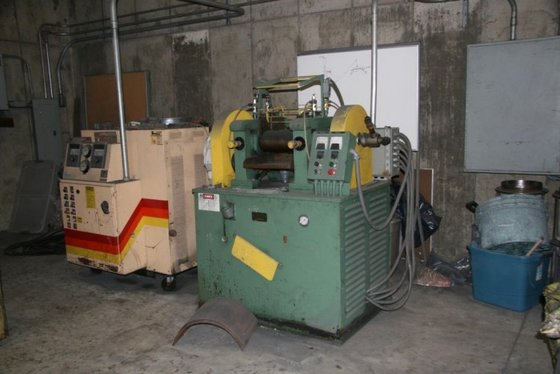 """Reliable F6026-D Mill, Roll, 6"""""""