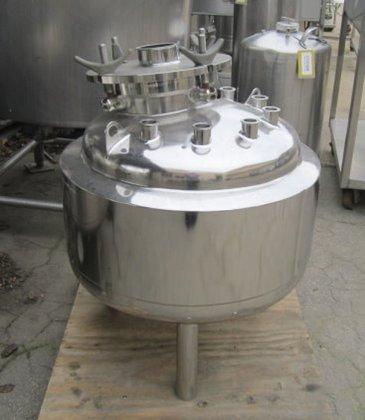 Precision Stainless Reactor, 18 Gallon,
