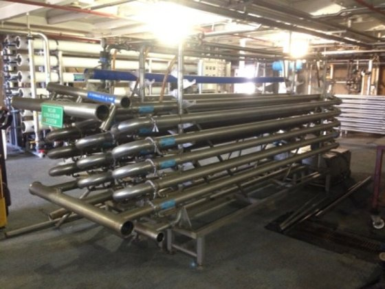 PCI Membrane Systems Filter, Ultrafiltration,