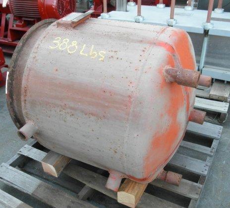 Dedietrich Tank, 100 Gallon, G/L,