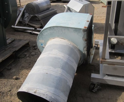 FC-118 Blower, 0.5 HP, Central,