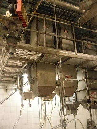 Dust Collector, Bin Vent, 100