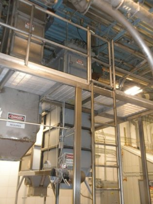 Dust Collector, Bin Vent, 120