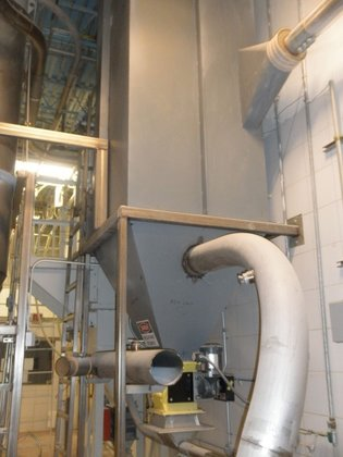 Dust Collector, Bin Vent, 315