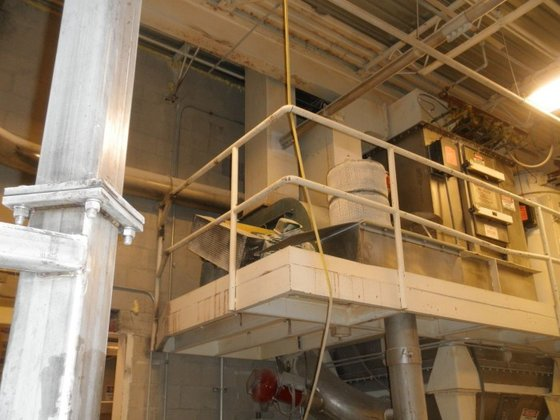 Dust Collector, Bin Vent, Pulse,