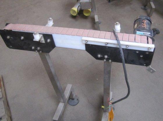 "Conveyor, Chainbelt, 2"" x 30"","