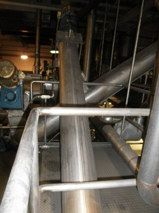 "Conveyor, Screw, 10"" X 15',"