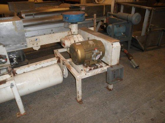 Sutorbilt 5M-F Blower, 10 HP,