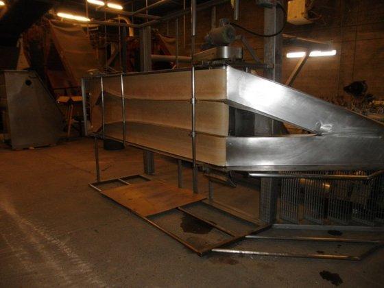 """Conveyor, Belt, 36"""" X 11',"""