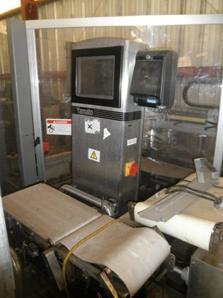 CSG20LW-FOP Scale, Checkweigher, Yamato, Mdl,