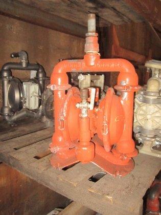 """M400/NE Pump, Diaphragm, 1.5"""", C/st,"""