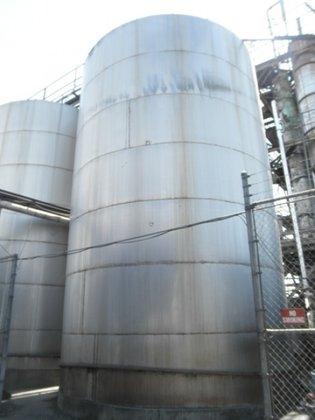 Tank, 50, 000 Gallon, S/st,