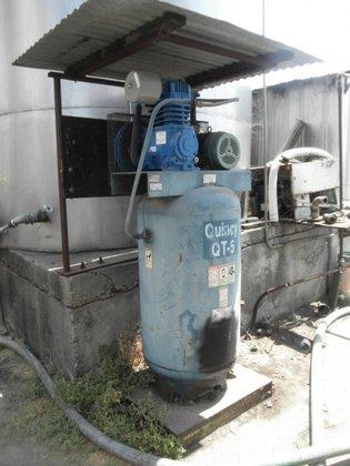 5 HP Compressor, Air, Quincy,