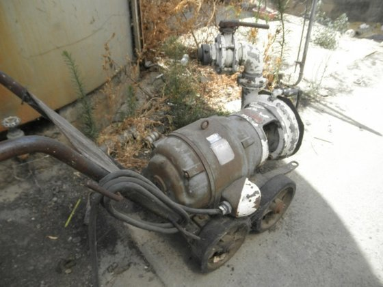 Valley Foundry CH153 centrifugal pump