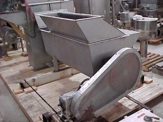 Mixer, Ribbon, 15 CF, S/st,