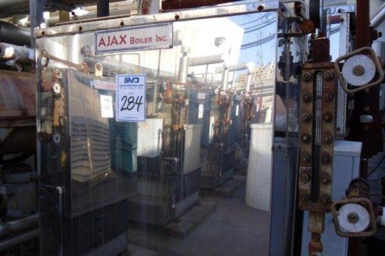 Ajax SNGIOC-W Boiler, 9.5 HP,