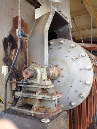 Raymond 83 Mill, Imp, Model,
