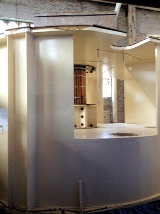 Metso VTM-1500-WB Vertimill Grinding Mill