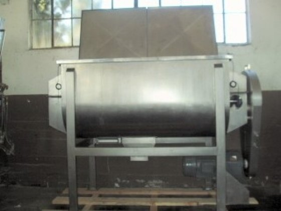 Mixer, Ribbon, 50 CF, 304