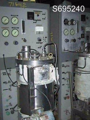 IF-70 Reactor, 18 Gallon, 316