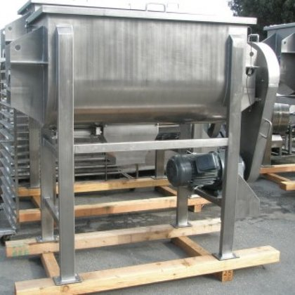 Mixer, Ribbon, 25 CF, 304