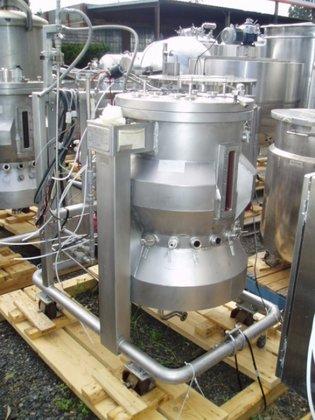 BV Speciaal Roestvrijstaal Industrie Fermenter,