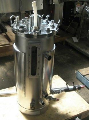 Fermenter, 15 Gallon, S/st, Jkt,
