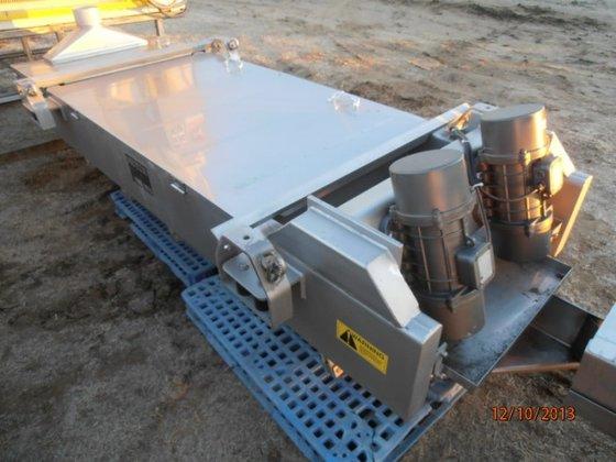 "Meyer VF11-24-8 Conveyor, Vibratory, 24"""