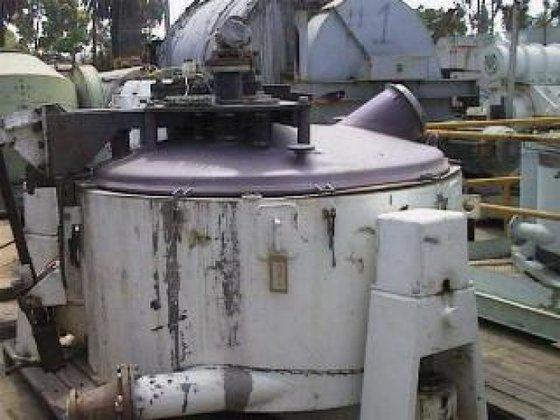 Western States TU260 Centrifuge, Basket,