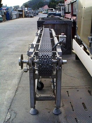 """Conveyor, Belt, 6"""" X 10',"""