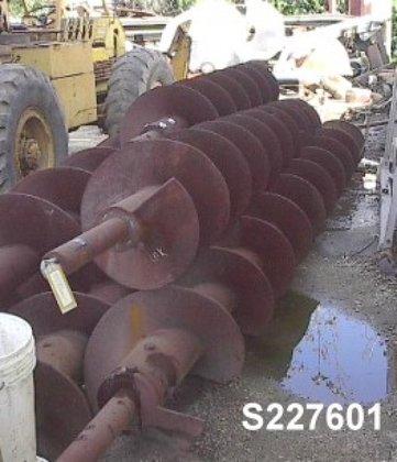 """Conveyor, Screw, 24"""" x 20',"""