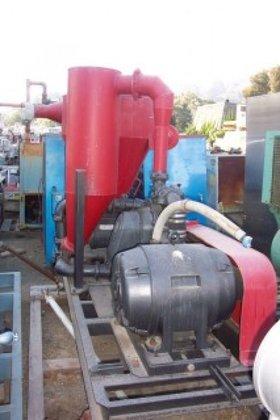 7HV rotary blower Conveyor, Pneumatic,