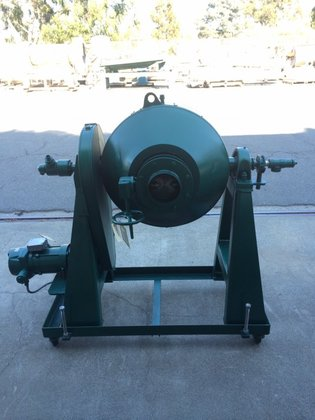 Mixer, Conical, 3 CF, S/st,