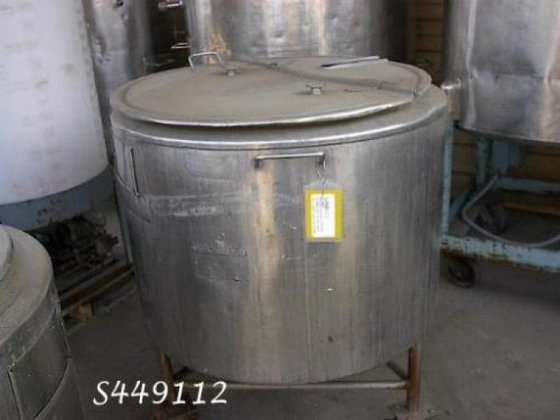 N-60 Kettle, 60 Gallon, 316